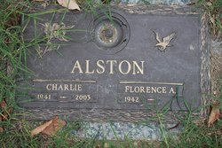 Florence A Alston