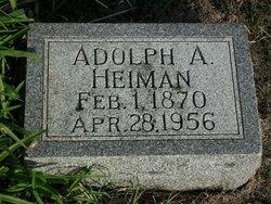 Adolf/Adolph A Heiman