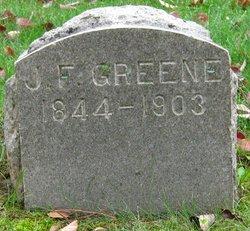 John Fletcher Greene