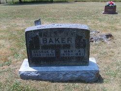 George Chamberlain Baker