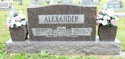 Everett Earl Alexander