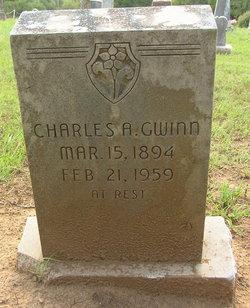 Charles A Gwinn