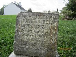 William Harmon Bolton