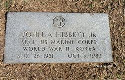 John Allen Hibbett, Jr