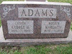 George H Adams