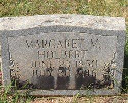 Margaret Matilda <i>Garren</i> Holbert