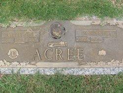 Walter C Acree, Jr
