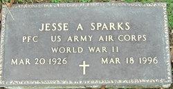 Jesse A. Sparks
