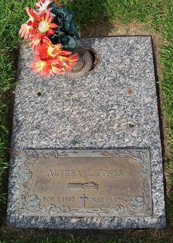 Althea Linette Jones