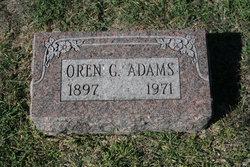 Oren G. Adams