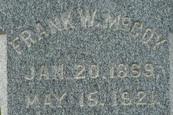 Frank W. McCoy