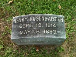 Henry Rosengarten