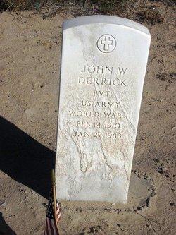 John W Derrick
