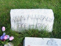 Margaret Anna Anna <i>Givins</i> Allspach