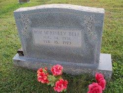 Roy McKinley Bell