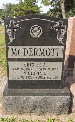 Chester A McDermott