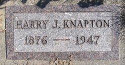Harry J Knapton