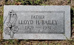 Lloyd H. Bailey