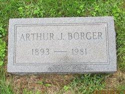 Arthur J Borger