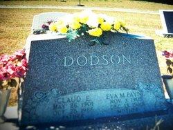 Eva Marie <i>Payne</i> Dodson