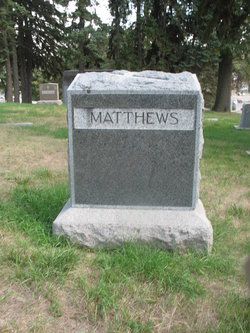Mary A Matthews