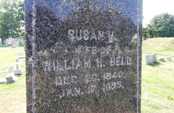 Susan Hannah <i>Harris</i> Bell