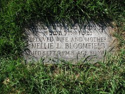 Nellie L Bloomfield
