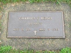 Charles F Bond
