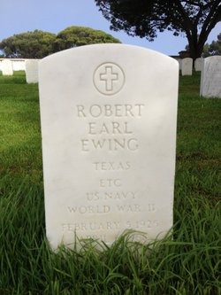 Robert Earl Ewing
