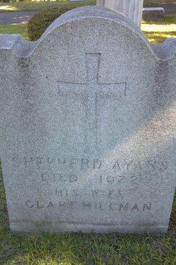 Clare <i>Hillman</i> Ayars