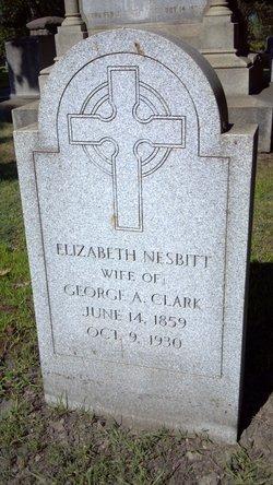 Elizabeth <i>Nesbitt</i> Clark