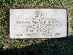 Pvt Raymond J Bednar