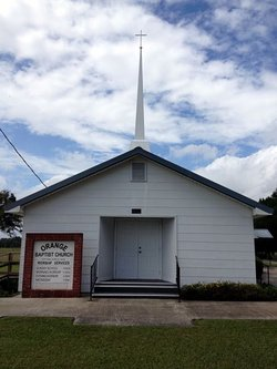 Orange Baptist Church Cemetery