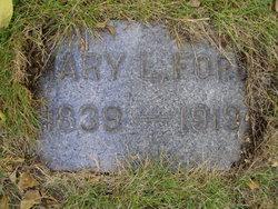 Mary L. <i>Jones</i> Ford