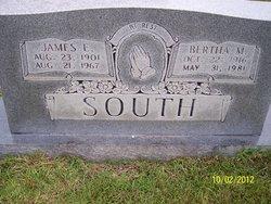 Bertha M. <i>Ealy</i> South