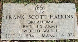 Frank Scott Halkins