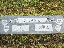 Ethel Mae <i>Crocker</i> Clark