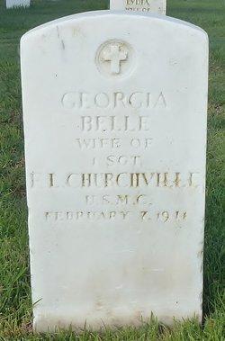 Georgia Belle Churchville
