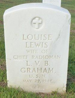 Louise Frances <i>Lewis</i> Graham