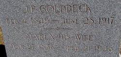 Maren <i>Christensen</i> Goldbeck
