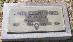 Allen Blanton Ball