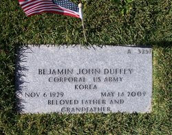 Bejamin John Duffey