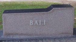 Albert H Ball