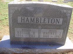 Haynes John Hambleton, Sr