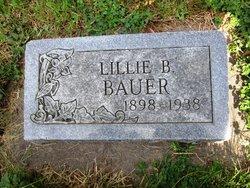 Lillie L <i>Bell</i> Bauer