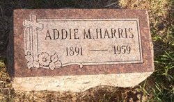 Addie M Harris