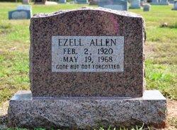 Ezell Allen