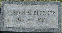 Joseph Morris Blecker