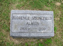 Florence <i>Springfield</i> Almon