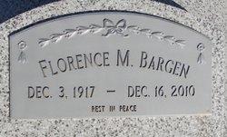 Florence Mae <i>Nelson</i> Bargen